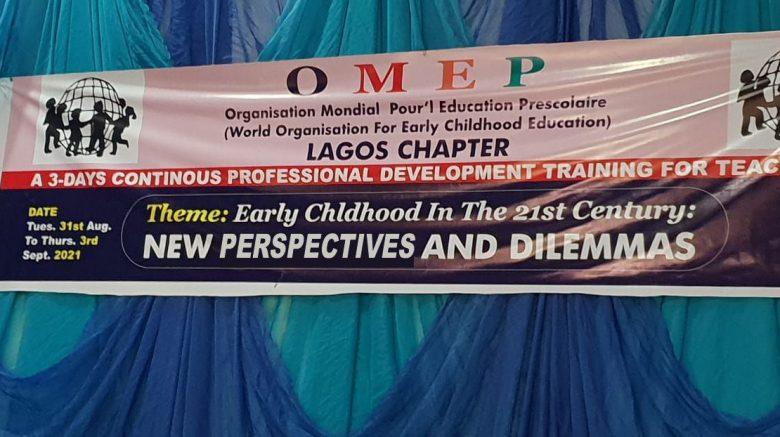 OMEP Lagos Continuous Professional Development program